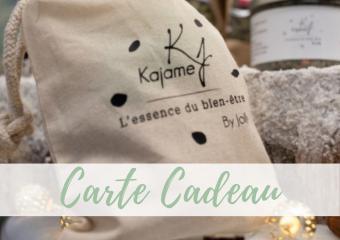 Carte cadeau Kajame