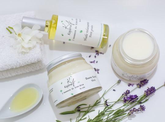 Kajame l'essence du bien être - produits cosmétiques naturels